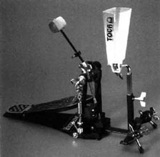 cowbell bass drum pedal mount