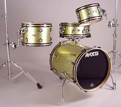 Ayotte Drums Travel Kit