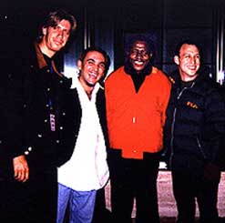 Tommy Igoe, El Negro, Elvin Jones, Stephen Perkins