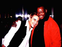 El Negro & Elvin Jones
