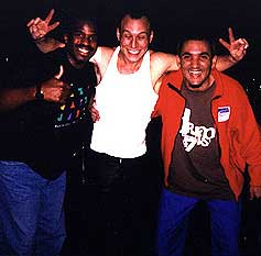 Will Kennedy, Stephen Perkins, El Negro