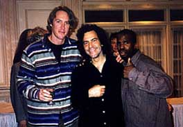 Danny Carey, Joe Franco, & Will Kennedy