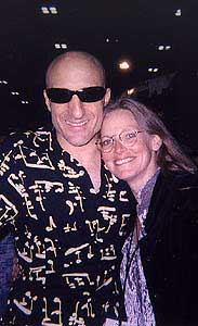 Kenny Aronoff, Pam Gore
