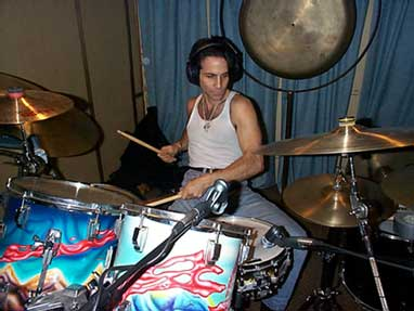 Gregg Gerson drums