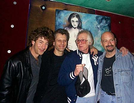 Simon Phillips, Dave Weckl, Freddie Gruber, & Steve Smith