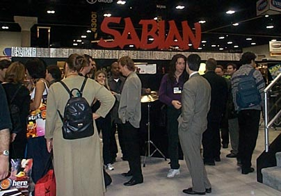 The Sabian Booth