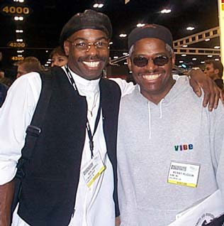 Ron Powell & Kenny Hudson