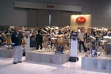 The Pearl Booth