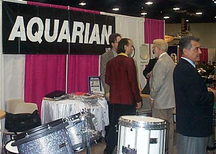 The Aquarian Booth
