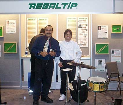 The Regal Tip Booth