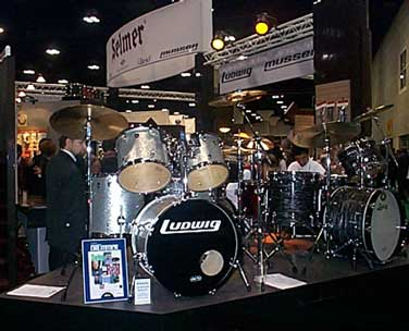The Ludwig Booth