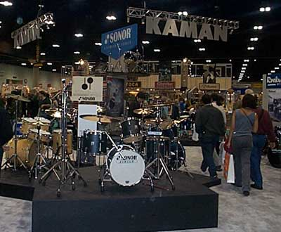 The Sonor Booth