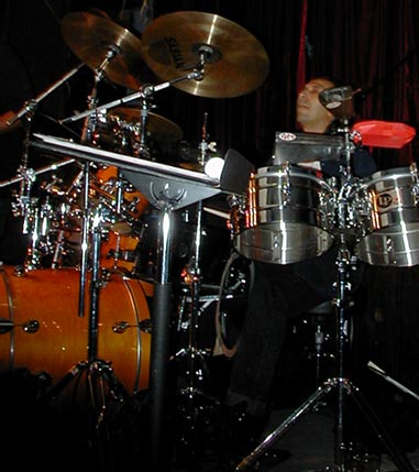 drummer Joey Heredia
