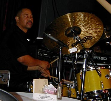 drummer Ralph Johnson