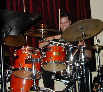 drummer Jimmy Brantley