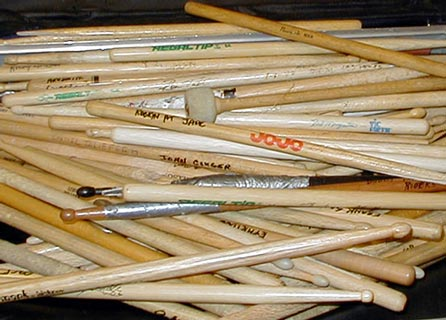 drumstick collection