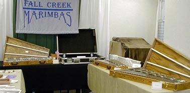 Fall Creek Marimbas