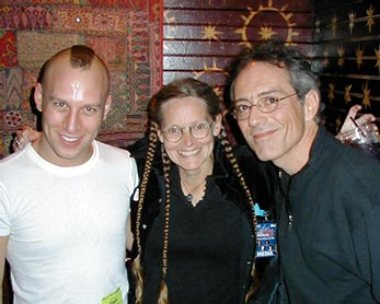 Stephen Perkins, Vinnie Colaiuta