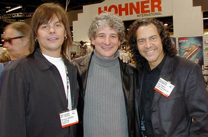Marco (Vic Firth), Joe Franco