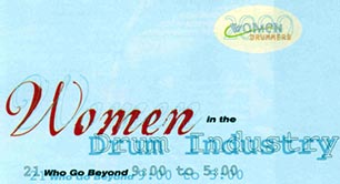 Women Drum Industry
