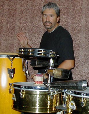 drummer Will Kennedy