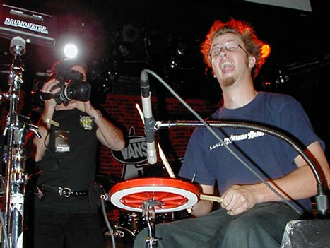 Extreme Sport Drumming