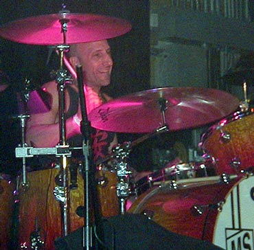 drummer Kenny Aronoff
