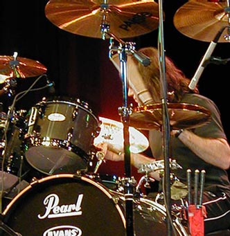 drummer Jimmy DeGrasso