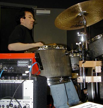drumsontheweb.com - music from your favorite drummers & percussionists