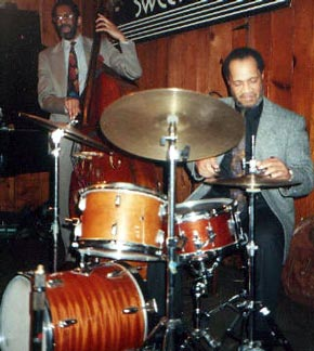 drummer Billy Higgins